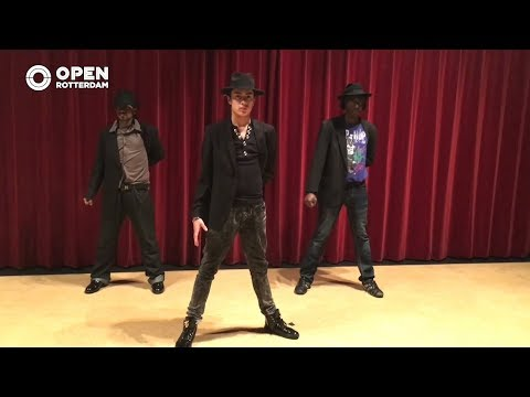 Michael Jackson komt weer tot leven in Romeynshof | MORE Alexander
