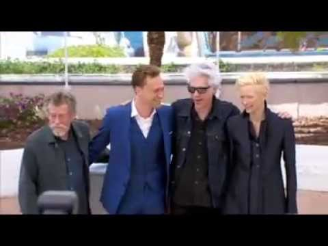Tom HIDDLESTON & Tilda SWINTON Festival de Cannes - mai 2013