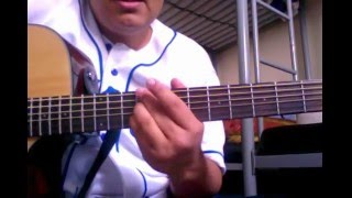 Guitar tutorials-Say so-Israel houghton