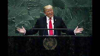 """""""Das habe ich nicht erwartet"""": UN-Vollversammlung lacht Trump aus"""
