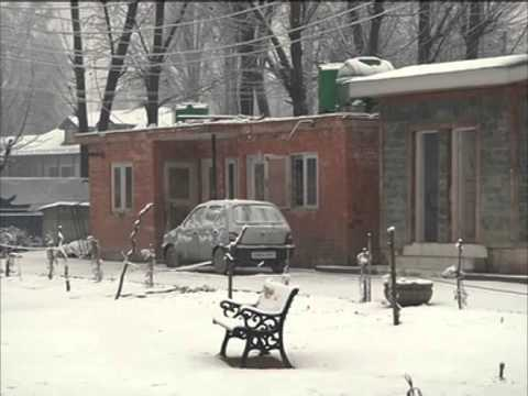 Snowfall in Jammu and Kashmir delights residents