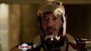 Detrás de cámaras Iron Man 3