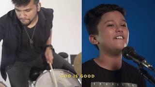 GOD IS GOOD-DON MOEN  COVER ft STEVEN SAMUEL DEVASSY