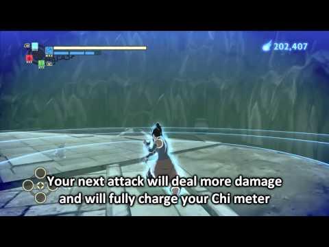 The Legend of Korra - Basic tutorial