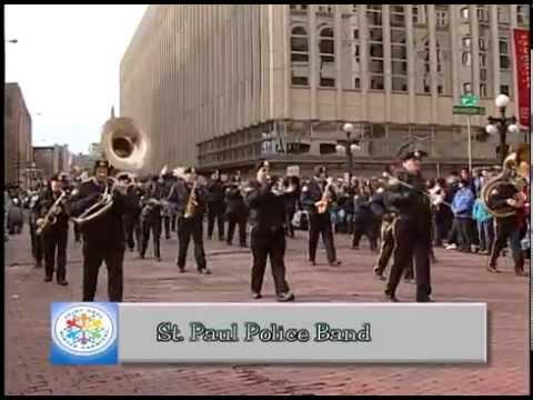 2015 Saint Paul Winter Carnival Grande Day Parade