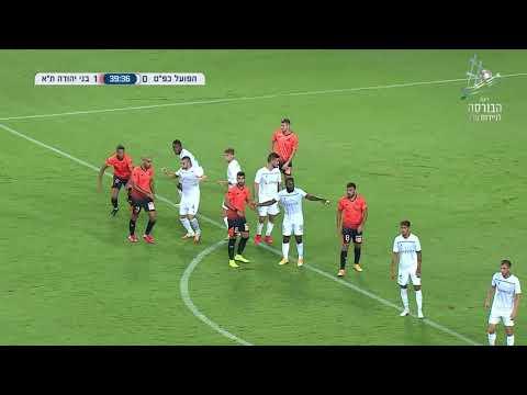 Hapoel Kfar Shalem Bnei Yehuda Goals And Highlights
