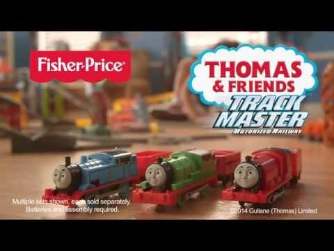 Thomas & Friends™ TrackMaster™ -  Thomas Train Toys | Fisher-Price