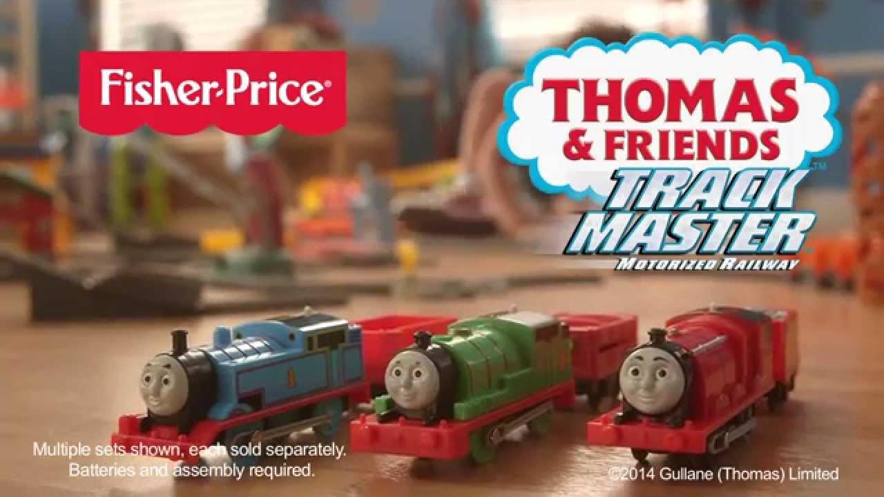Thomas & Friends™ TrackMaster™ - Thomas Train Toys | Fisher-Price by ...