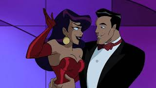 Batman and Zatanna! She waited!