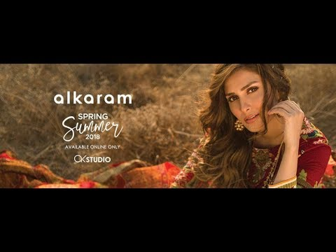 Al Karam Lawn 2018 Collection with Price Online in Asian Women Dresses