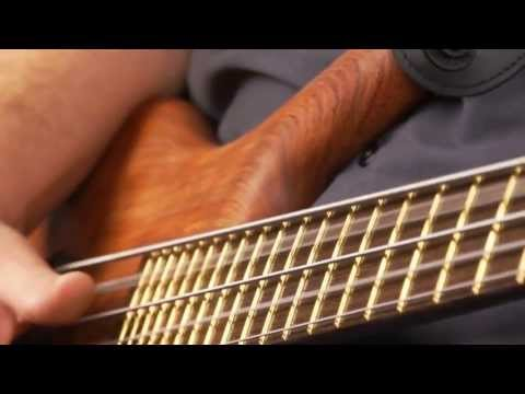 The Warwick Thumb Bolt-On 5-String - Product Demo with Andy Irvine