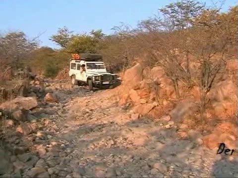 Africa 2008 - Namibia & Botswana - Part3 (MauJo Productions)
