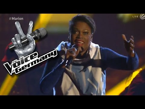 They Don't Care About Us - Marion Campbell | The Voice 2014 | Live Clash