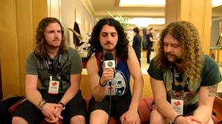 Time Giant (Canada) interview at Music Matters Singapore