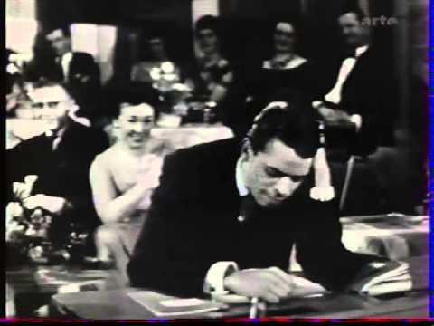 Jacques Brel - Une scene de vie  ( Video Documentation @ arte )