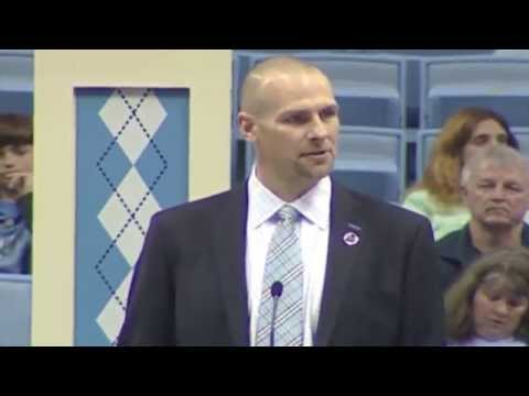 Eric Montross remembers UNC coach Dean Smith