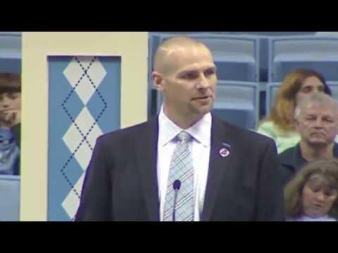 Eric Montross remembers UNC coach Dean Smith