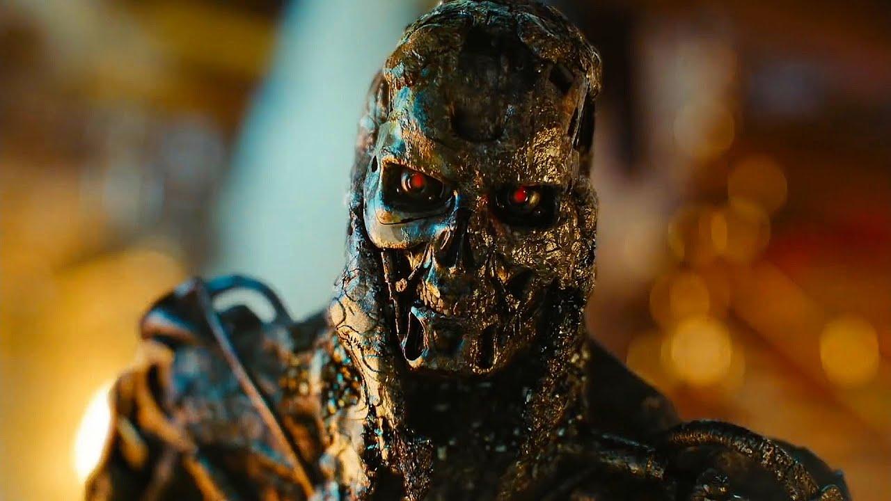 Download John Konnor Vs T-800 - Final Fight | Terminator Salvation (2009) Blu-Ray 4K [Open Matte]