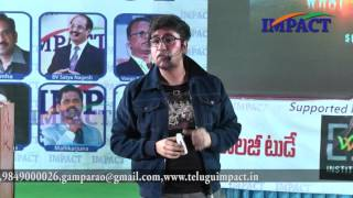 Rags to Riches by Harsha at  IMPACT Hyderabad 2016