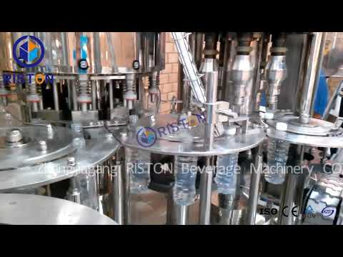 24000bottle/H Pure Water Production Line