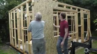 Building a Drum Studio #2 - The Walls