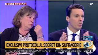 Protocolul secret Kovesi-Oprea