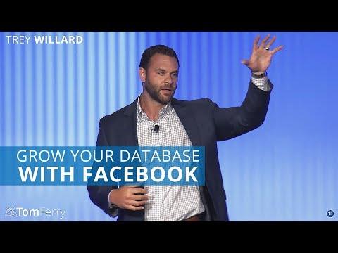 Growing Your Real Estate Database Through Facebook | Trey Willard | Summit 2017