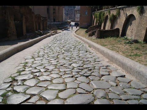 Amazing Roman Roads : Best Documentary 2017