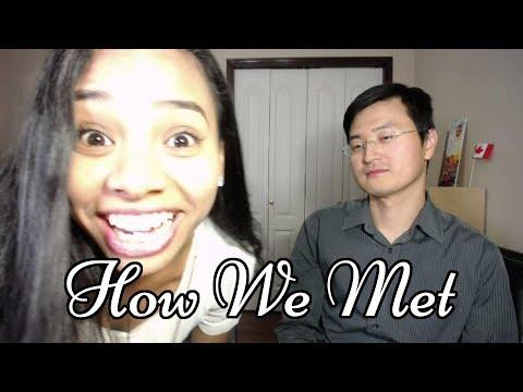 How We Met - Asian Man & Blasian Woman
