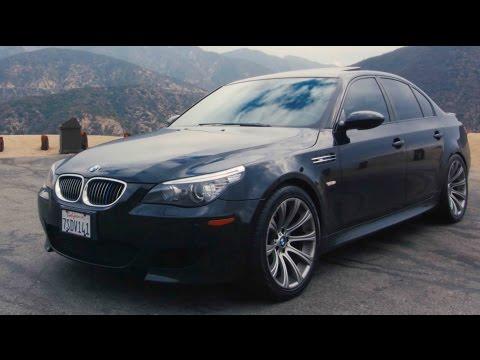 BMW E60 M5 Review!- The Epic V10 Hero