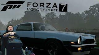 Forza Motorsport 7 — крутой американский чемпионат на Chevy Camaro Z28   Даём игре второй шанс
