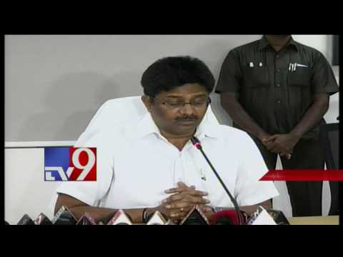 No permission for RK Beach protest - DGP Sambasiva Rao - TV9