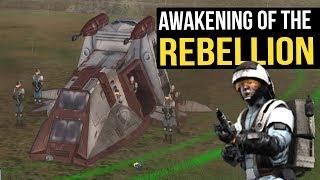 Rebel Alliance Invasion of Naboo  -  Star Wars - Awakening of the Rebellion S2Ep 29
