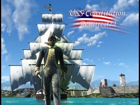 USS Constitution Resurrected