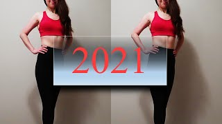 ENG/KOR] 50대 중반 중년주부 다이어트의 새해 …