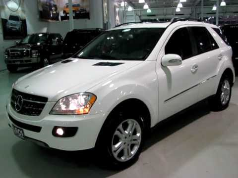 mercedes benz ml 320 cdi diesel 2008 a3360 youtube. Black Bedroom Furniture Sets. Home Design Ideas
