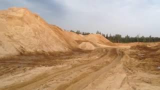 видео Купить карьерный песок