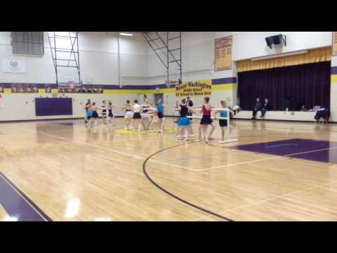 THE  NUTCRACKER Ballet MWMS 12 09 2016