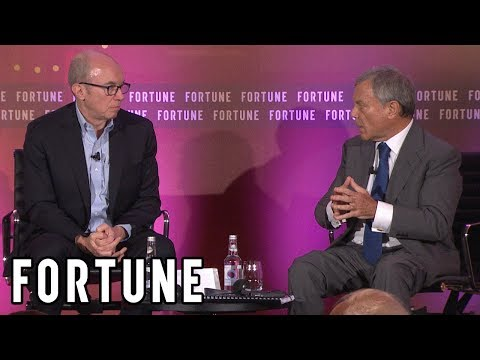 Sir Martin Sorrell On What The Geopolitical Landscape Means