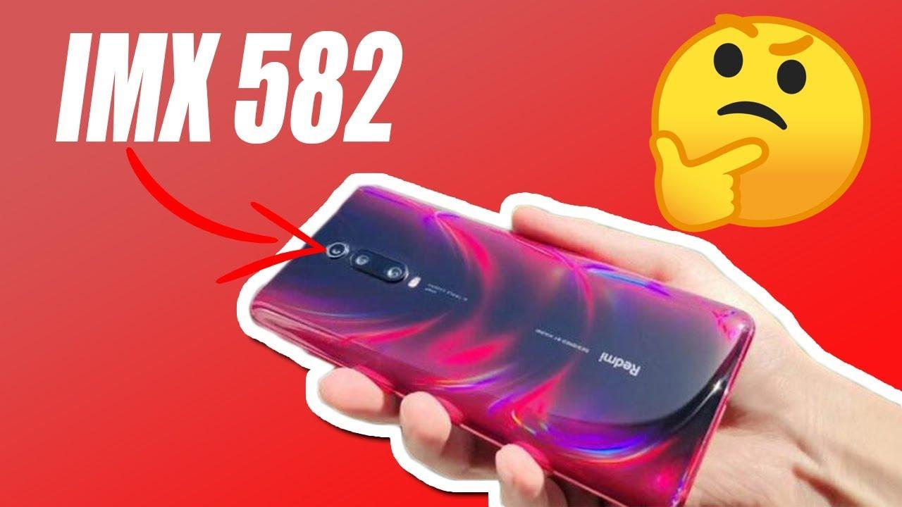 Redmi k20 With IMX 582!!!! Sony IMX 582 VS IMX 586