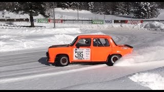 Simca rallye 2° Legend Show Serre chevalier