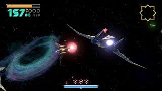 Star Fox Zero - Sector β (Beta) - High Score [434 Hits]