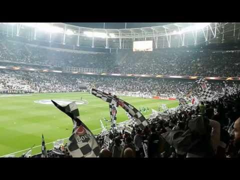 Beşiktaş - Olympique Lyon 112.Yıl Marşı **GuRuRLaN**