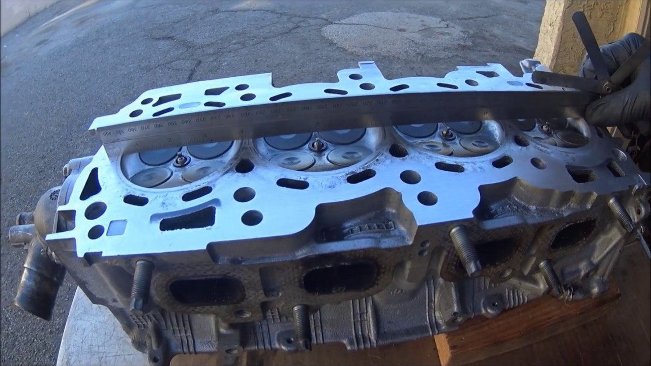Cylinder Head Resurfacing : What happens when you dont resurface a warped cylinder