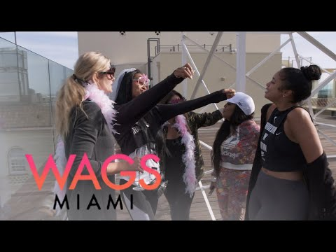 WAGS Miami | Darnell Nicole Goes All Out Ashley's Bachelorette Party | E!