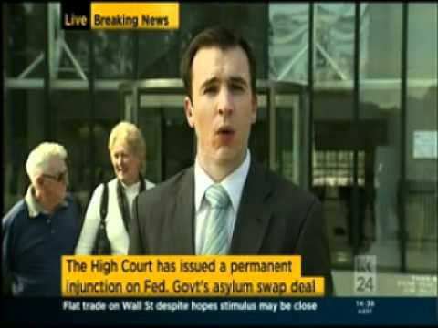 Australian High court challange Malaysian  Swap deal Unlawfull.flv