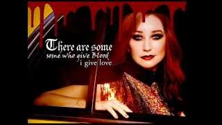 Tori Amos - Give (with lyrics)