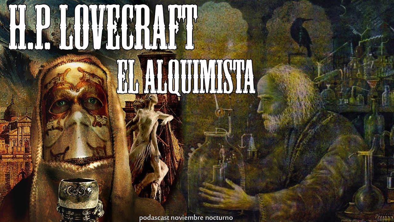 Audiolibro el alquimista de h p lovecraft voz humana - El alquimista de los acuarios ...