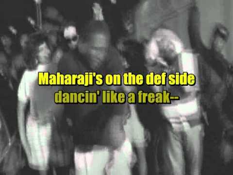 Sir Mix-A-Lot - Posse On Broadway Karaoke V2