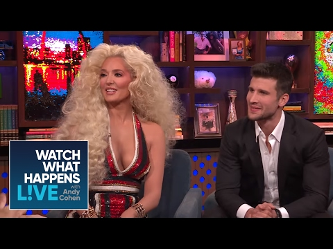 Erika Jayne And Parker Young Answer Racy Relationship Questions  RHOBH  WWHL